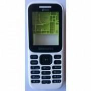 TOTTA Replacement Full Body Housing Panel For Samsung Guru Music 2 B310E- White