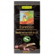 Ciocolata bio amăruie cu espresso si 55% cacao HIH