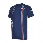 Williams F1 Team Koszulka t-shirt dziecięca Team Williams Martini Racing 2016