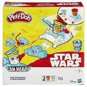 Jucarie Play-Doh Star Wars Can-Heads Luke Skywalker And Snowtrooper Play Set