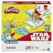 Jucarie Play-Doh Star Wars Can-Heads Luke Skywalker And Snowtrooper Play Set