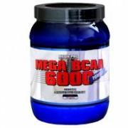 Mega-Pro Nutrition Mega BCAA 6000 Powder 454g