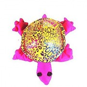 HOT ITEM! - Wacky Colors Turtle Doll (Pink) WOW! WOW!