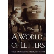 A World of Letters by Nicholas A. Basbanes