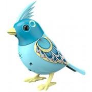 Silverlit Digi Birds with Whistle Ring, Light Blue