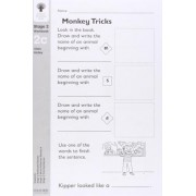 Oxford Reading Tree: Level 2: Workbooks: Workbook 2c (Pack of 6) by Clare Kirtley
