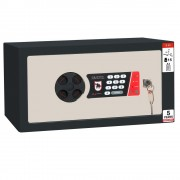 Seif mobilier, inchidere cu cheie si electronic , 200 x 380 x 260 mm, S.20.KE, Planet Safe
