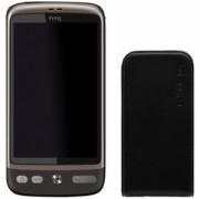 Husa Flip Face Negru HTC Desire S Celly