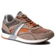 Sneakersy NAPAPIJRI - Rabari 14833753 New Khaki/Bright N740