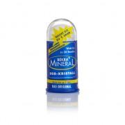 Krystalový minerální deodorant tuhý 100 g Bekra