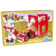 Great Gizmos Tumblekins Fire Station Playset