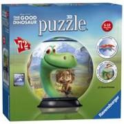 Puzzle 3D Bunul Dinozaur, 72 Piese