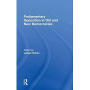 Parliamentary Opposition in Old and New Democracies by Ludger Helms