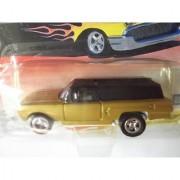 Johnny Lightning 2001 Thunder Wagons - Custom Chevy Wagon