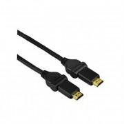 Cablu audio - video HDMI, articulatie 180°, HAMA, 3m