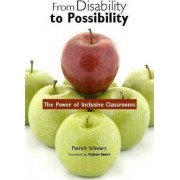 From Disability to Possibility by Patrick Schwarz