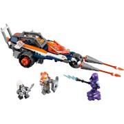 LEGO Motocicleta dubla a lui Lance (70348)
