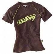 FOCUS Factory Spec T-Shirt marrone T-Shirt