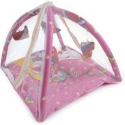 Royal Shri Om Baby Bedding Set With Mosquito Net1010PG