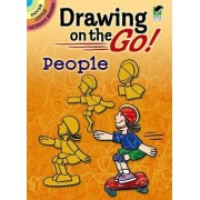 Drawing on the Go! People by Barbara Levy