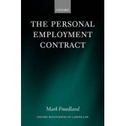 The Personal Employment Contract by FBA Mark Freedland