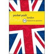 Pocket Posh London: 100 Puzzles & Quizzes by The Puzzle Society