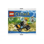 LEGO Legends of Chima: Leonidas Jungle Dragster Establecer 30253 (Bolsas)