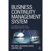 Business Continuity Management System by Wei Ning Zechariah Wong
