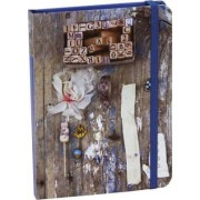 Shabby Chic Inspirations Mini Notebook by Cico Books