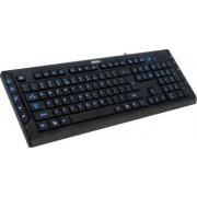 Tastatura A4TECH KD-600L USB Black - Blue Light