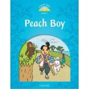 Classic Tales Second Edition: Level 1: Peach Boy
