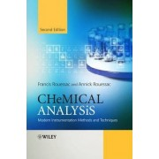 Chemical Analysis by Francis Rouessac
