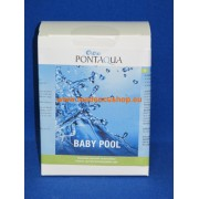 Pontaqua Baby Pool gyerek medence fertőtlenítőszer 100ml BBP-002