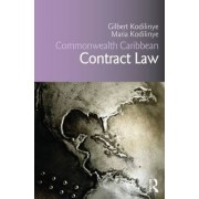 Commonwealth Caribbean Contract Law by Gilbert Kodilinye