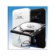 VIDEOREGISTRATORE BOX HDD PLAYER PER FILM DIVX E MP3, CON HARD DISC 320GB, FUNZIONE RECORDER TIME SHIFT