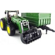 Tractor John Deere 7930 cu incarcator frontal
