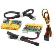 NTR PSU08 Ultra mini tápegység 12V 120W Mini ITX és ATX alaplapokhoz