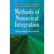 Methods of Numerical Integration by Philip Rabinowitz