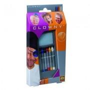 Maquillage Aqua 6 Crayons - Clowny