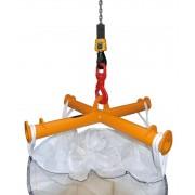 Big-Bag zsák emelő - tartó kereszt 2000 kg teherbírás