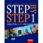 Step by Step 1 Angličtina nejen pro sam.(Paddy Long; Jana Kmentová; Zdeněk Benedikt)