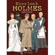 Sherlock Holmes Paper Dolls by Tom Tierney
