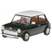 Bburago : Mini Cooper 1969 Scale 1:18 (Green/White) (1408)-Bburago