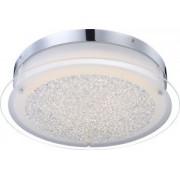 Ledes Mennyezeti lámpa LEAH 1x21 W Semleges Fehér Falon kívüli 49316 - Globo Lighting