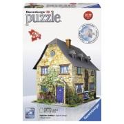 Ravensburger puzzle 3d vila engleza, 216 piese