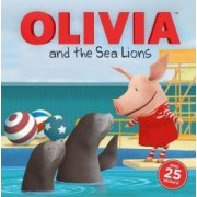 Olivia and the Sea Lions by Farrah McDoogle
