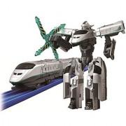 Japan Toy Car Model - Plarail Shinkansen Deformation Lobo Shinkarion E3 Wings Iron Wing *AF27*