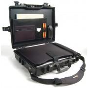 Pelican 1495CC1 Deluxe Notebook Case (Black)