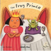 The Frog Prince by Jess Stockham