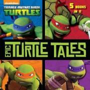 Epic Turtle Tales (Teenage Mutant Ninja Turtles) by Various